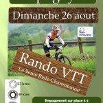 9 ème Rando VTT à Serquigny