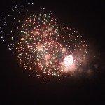 Retraite aux flambeaux et Grand feu d'artifice