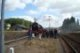 Le train de l'Orient Express à Serquigny