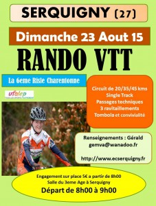Risle Charentonne  2015