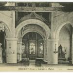 église intérieur