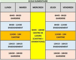horaire-ecole-elementaire