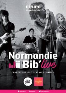 Normandie bib live