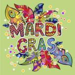 Mardi Gras à la Médiathèque