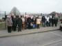 """Parents d'élèves et les élus disent """"non à la fermeture d'une classe à Serquigny"""""""