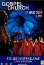 Concert Gospel à l'Eglise de Serquigny