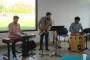 Le Trio LATIN DRIVE à la Médiathèque de Serquigny