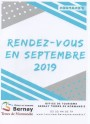 Manifestations en septembre