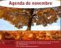 Agenda de novembre du CIAS de l'Intercom