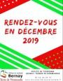 Manifestations en décembre sur le territoire de l'Intercom