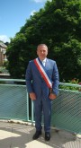 Frédéric DELAMARE Maire de Serquigny