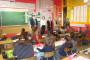 Visite de M. le Maire aux écoles